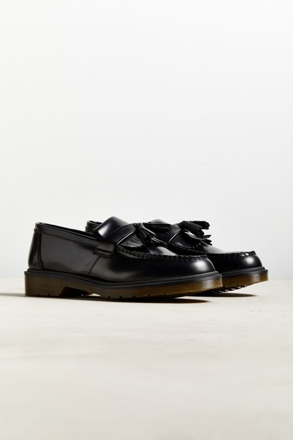 441718ddb07 Dr. Martens Adrian Tassel Loafer | Urban Outfitters