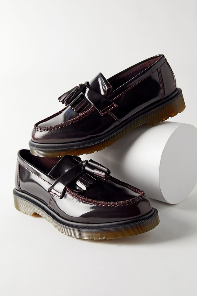 Dr Martens Adrian Tassel Loafer Urban Outfitters