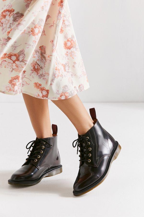 Dr. Martens Emmeline Lace Up Boot