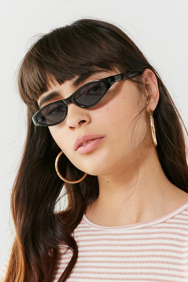 4277792db Vintage Virginia Slim Cat-Eye Sunglasses   Urban Outfitters