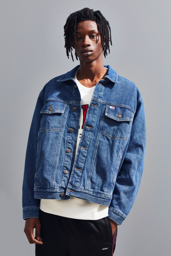 3bb1cc25 Tommy Hilfiger Classic Denim Jacket | Urban Outfitters