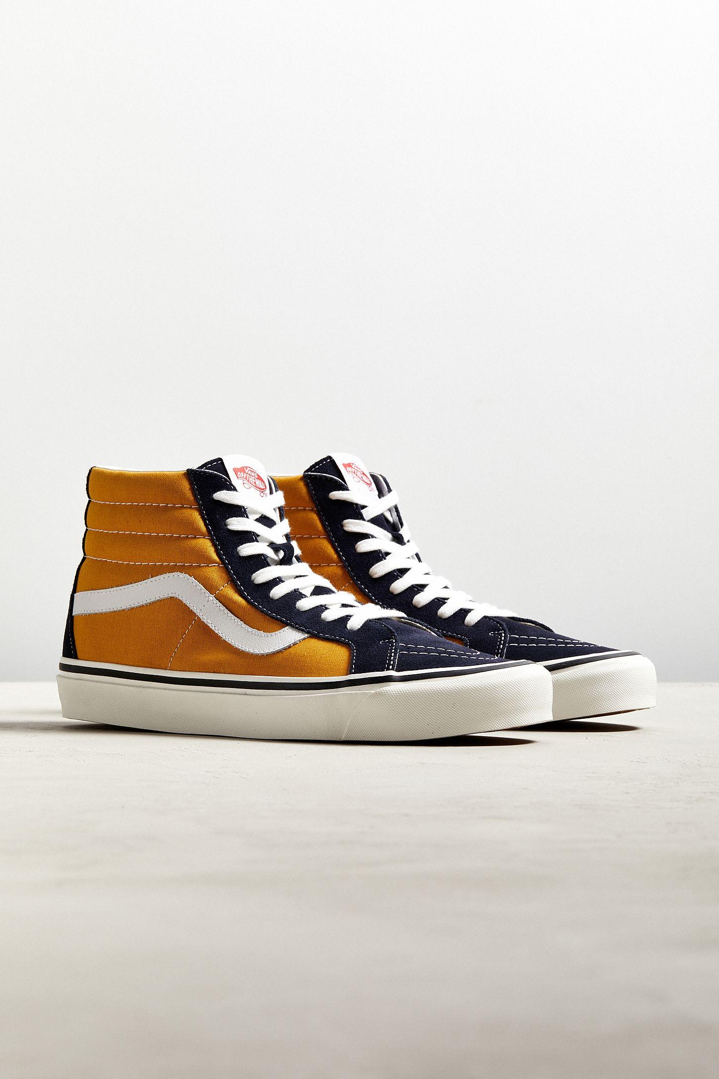 d00604d0c1 Vans Sk8-Hi 38 DX Anaheim Factory Sneaker