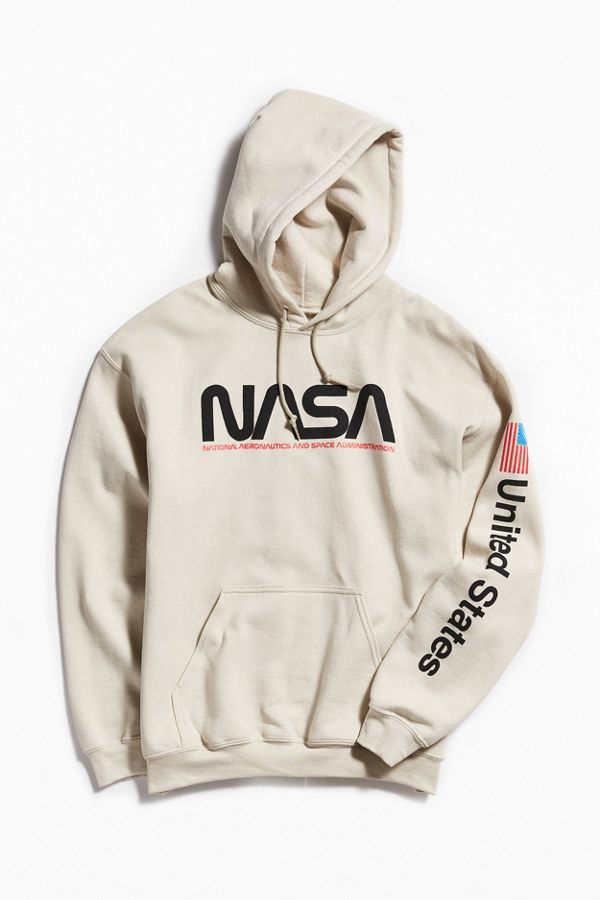 a7b0600929 Slide View  1  NASA Hoodie Sweatshirt