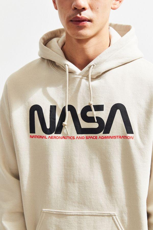 224b50148dfbee Slide View  5  NASA Hoodie Sweatshirt