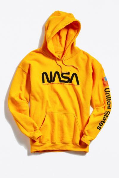 Nasa Hoodie Sweatshirt Urban Outfitters