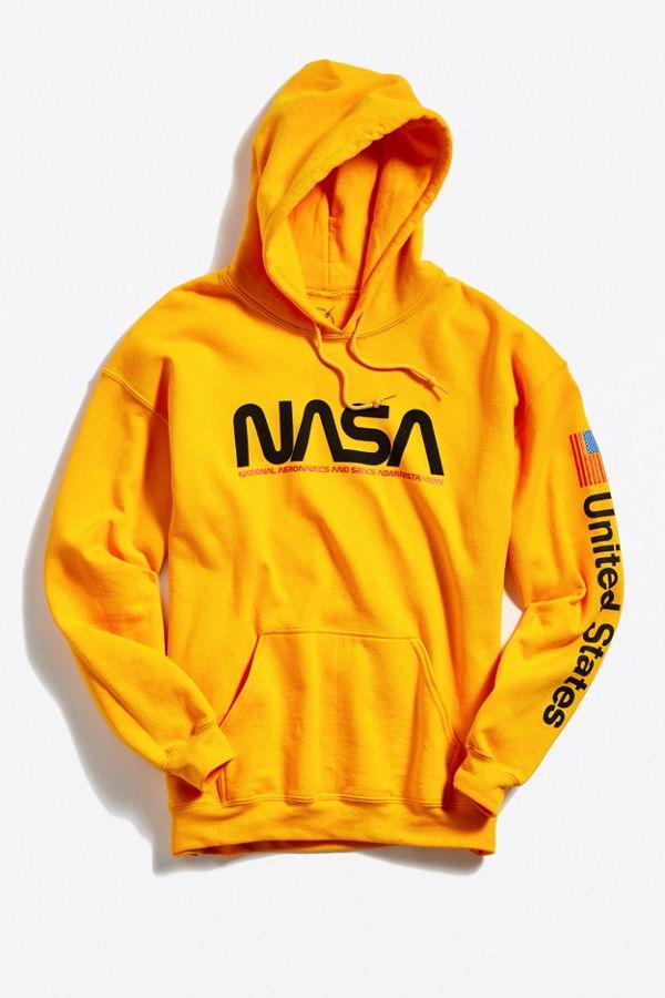 bc1687ff1 NASA Hoodie Sweatshirt