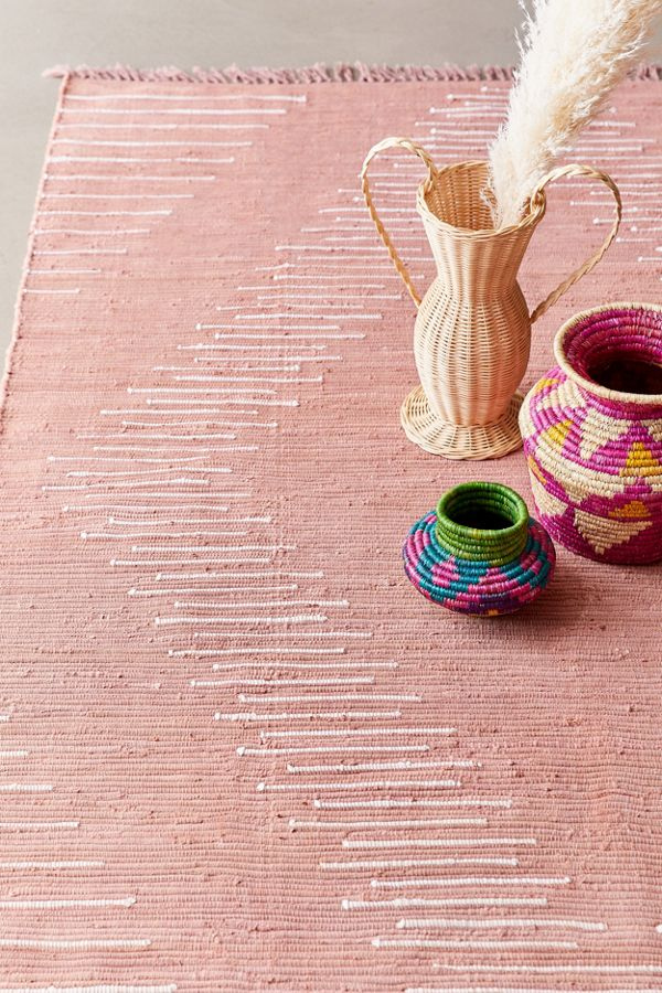 Wyatt Woven Rug Urban Outfitters