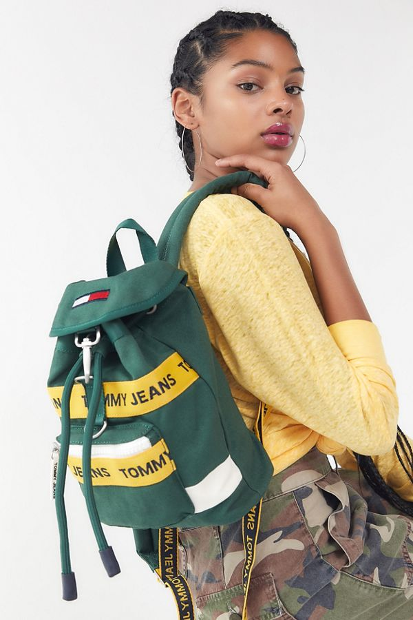 c93785c0 Tommy Jeans Heritage Mini Backpack | Urban Outfitters