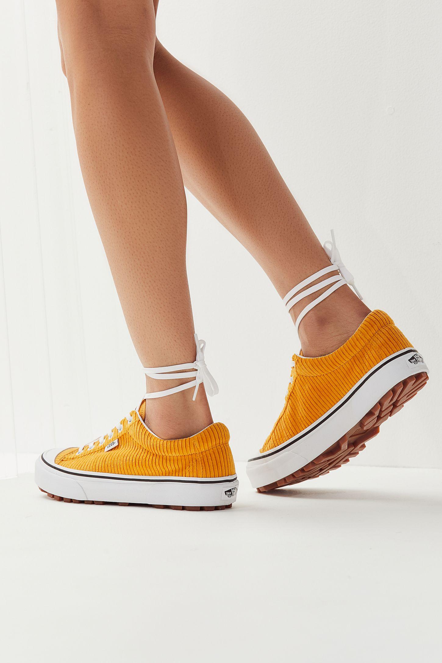 aa3942a01c Vans Anaheim Factory Style 29 Corduroy Sneaker