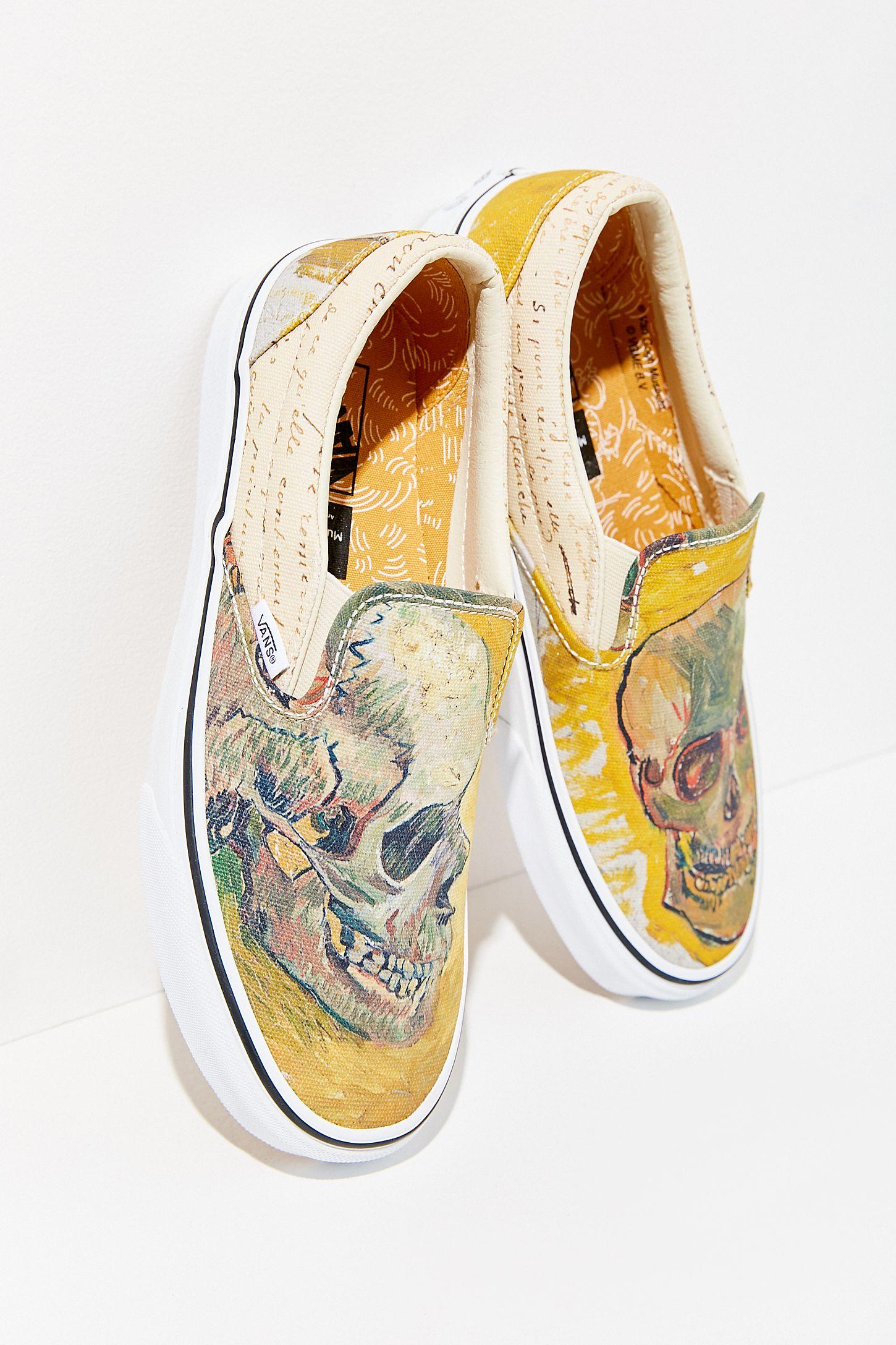 ac1d1cd937 Vans X van Gogh Slip-On Sneaker