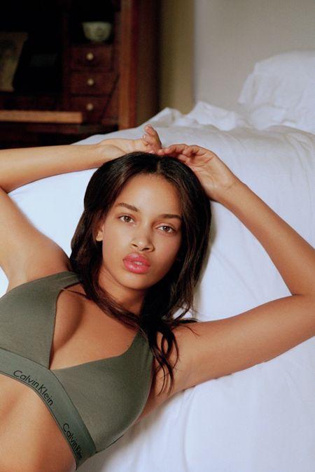 5378dd9930 Calvin Klein UO Exclusive Modern Cotton Cross-Back Bra