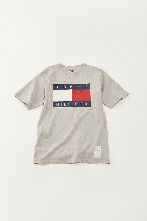 9115532a8 Vintage Tommy Hilfiger '90s Flag Tee | Urban Outfitters Canada