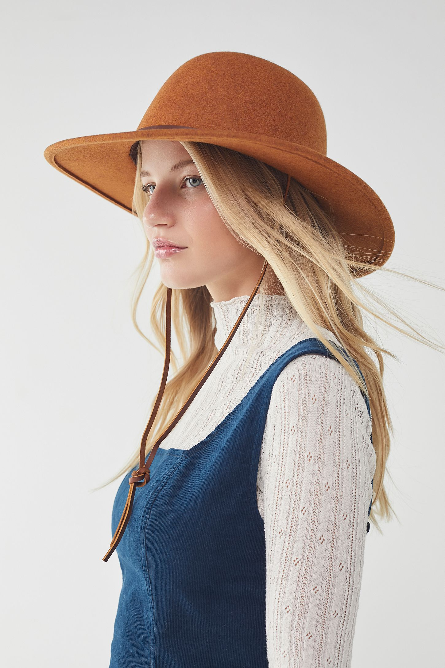 6beed280f59 Brixton Tiller Wide Brim Hat