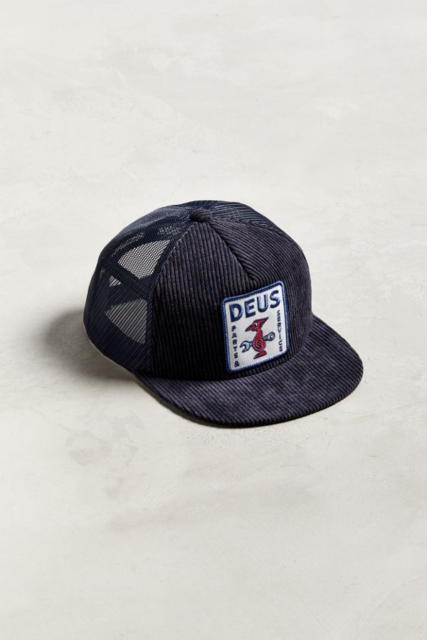 c50871eff8dfe Deus Ex Machina Shop Trucker Hat