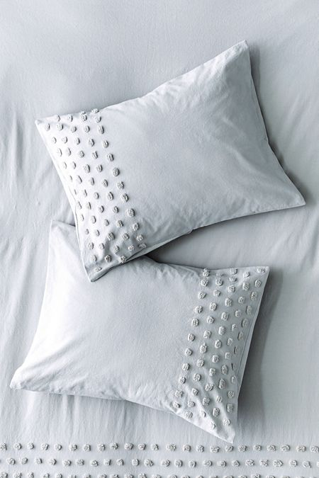 cf3a16ecdad Pillow Shams + Pillowcases