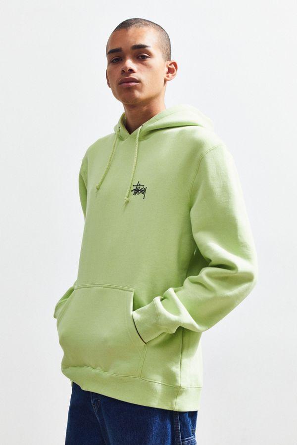 e2425f43e9 Stussy Basic Logo Hoodie Sweatshirt