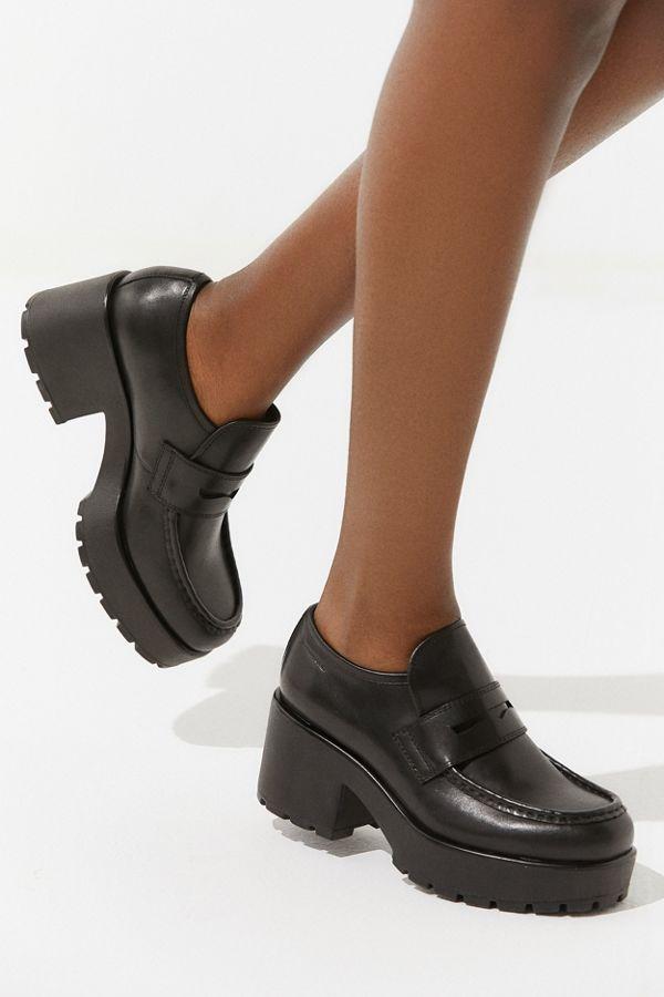 ccca00b4cb0 Vagabond Shoemakers Dioon Platform Loafer