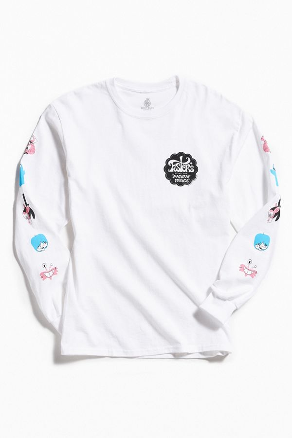 041333565d18 Foster s Home For Imaginary Friends Long Sleeve Tee