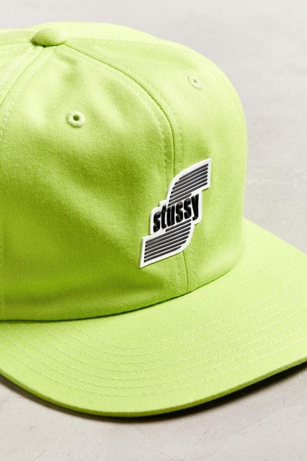 43f5a6a2378 Slide View  3  Stussy 3D Logo Strapback Hat