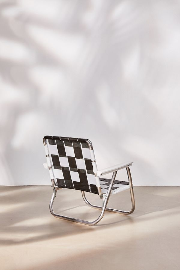 Slide View 4 Lawn Chair Usa For Uo Checkerboard Beach