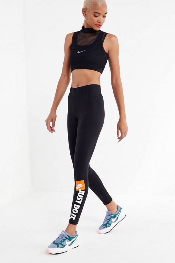 a9b11876199873 Nike Sportswear Just Do It Legging