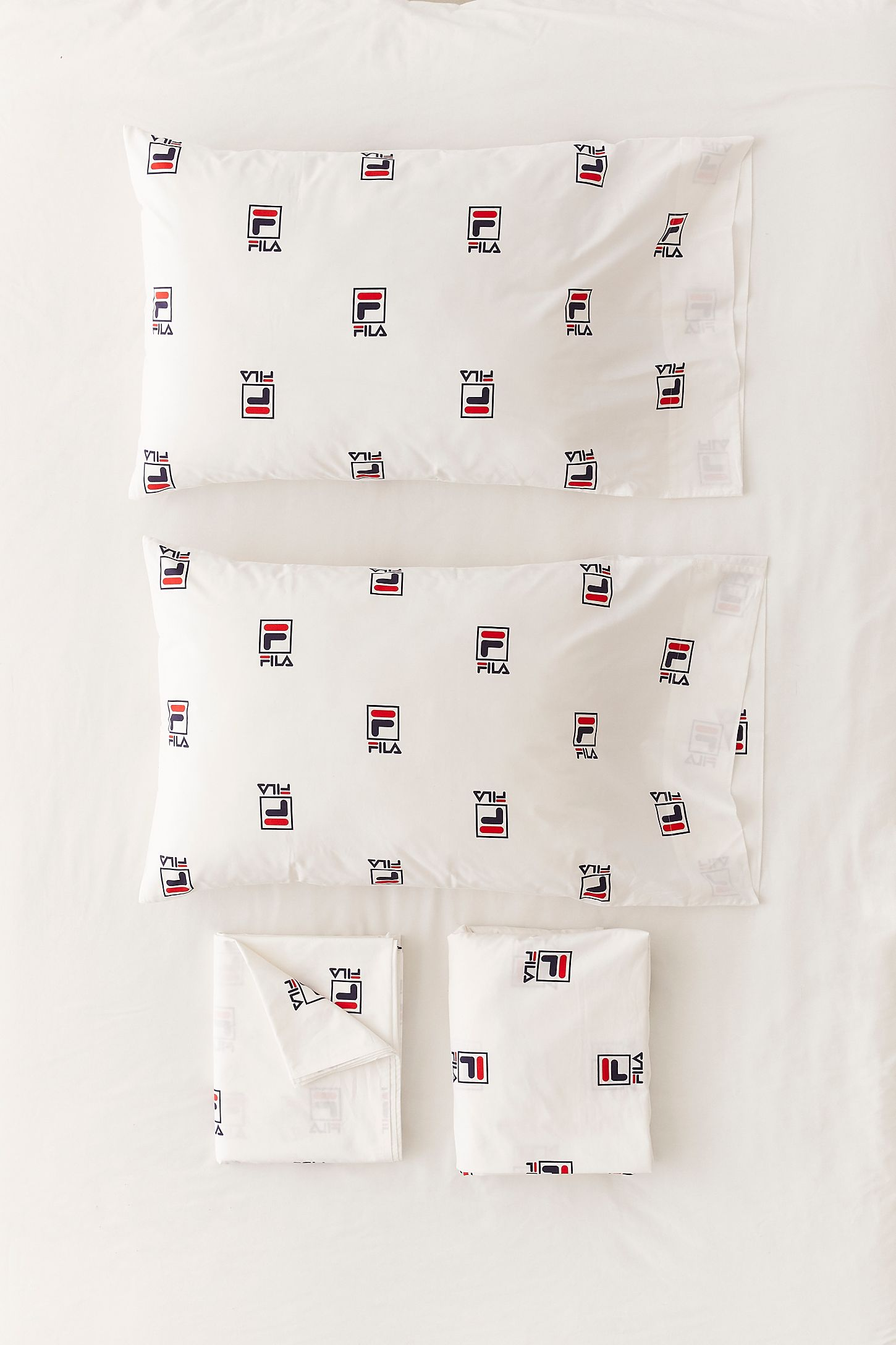 9dab12f43cba FILA + UO Tile Sheet Set
