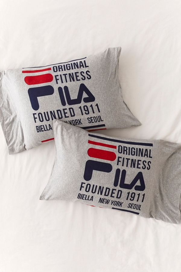 b9c28c7025ac FILA + UO Jersey Pillowcase Set