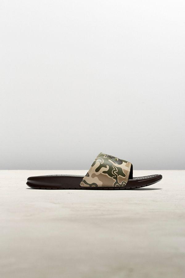 c7a13ca32992 Nike Benassi JDI Print Slide Sandal