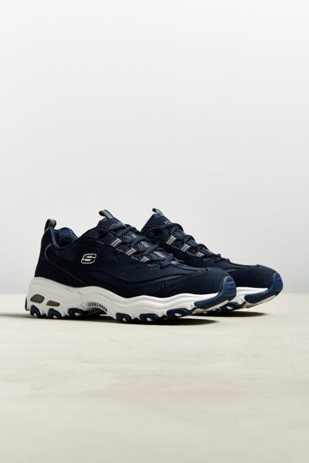 super popular 838a5 d65e8 Skechers D Lites Sneaker
