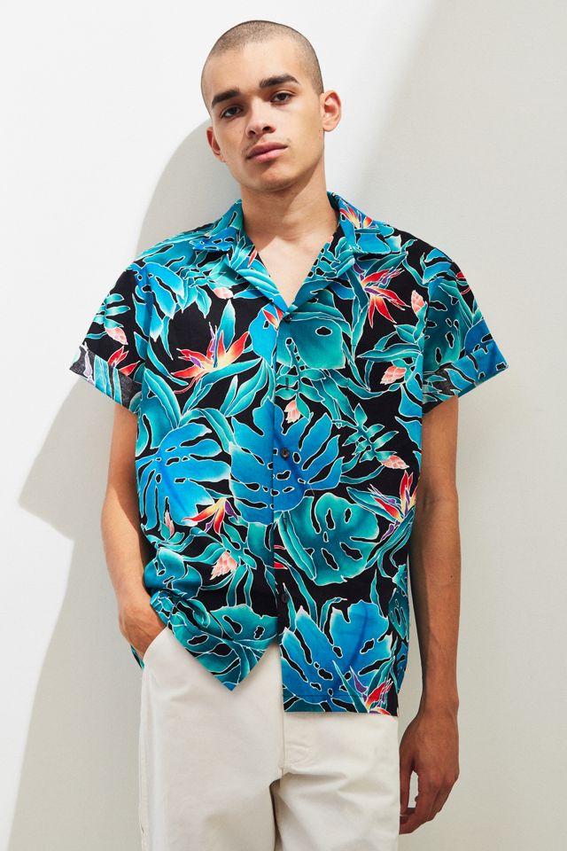 Vintage Dark Ground Hawaiian Shirt