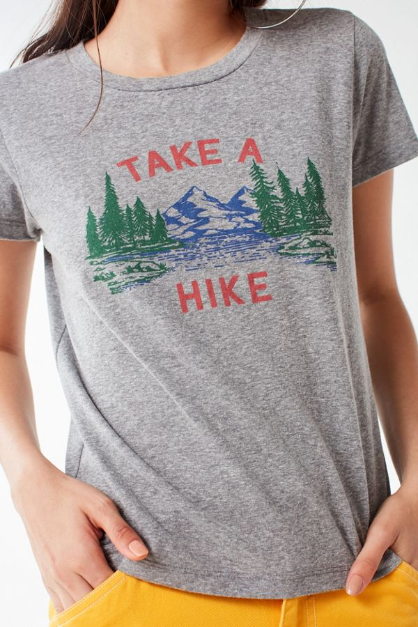661e63294 Truly Madly Deeply Take A Hike Tee | Urban Outfitters