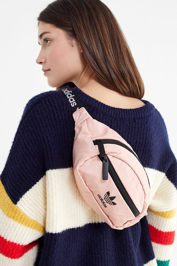 Urban Outfitters x adidas adidas Originals National Belt Bag Black at Urban Outfitters from Urban Outfitters (US)   ShapeShop