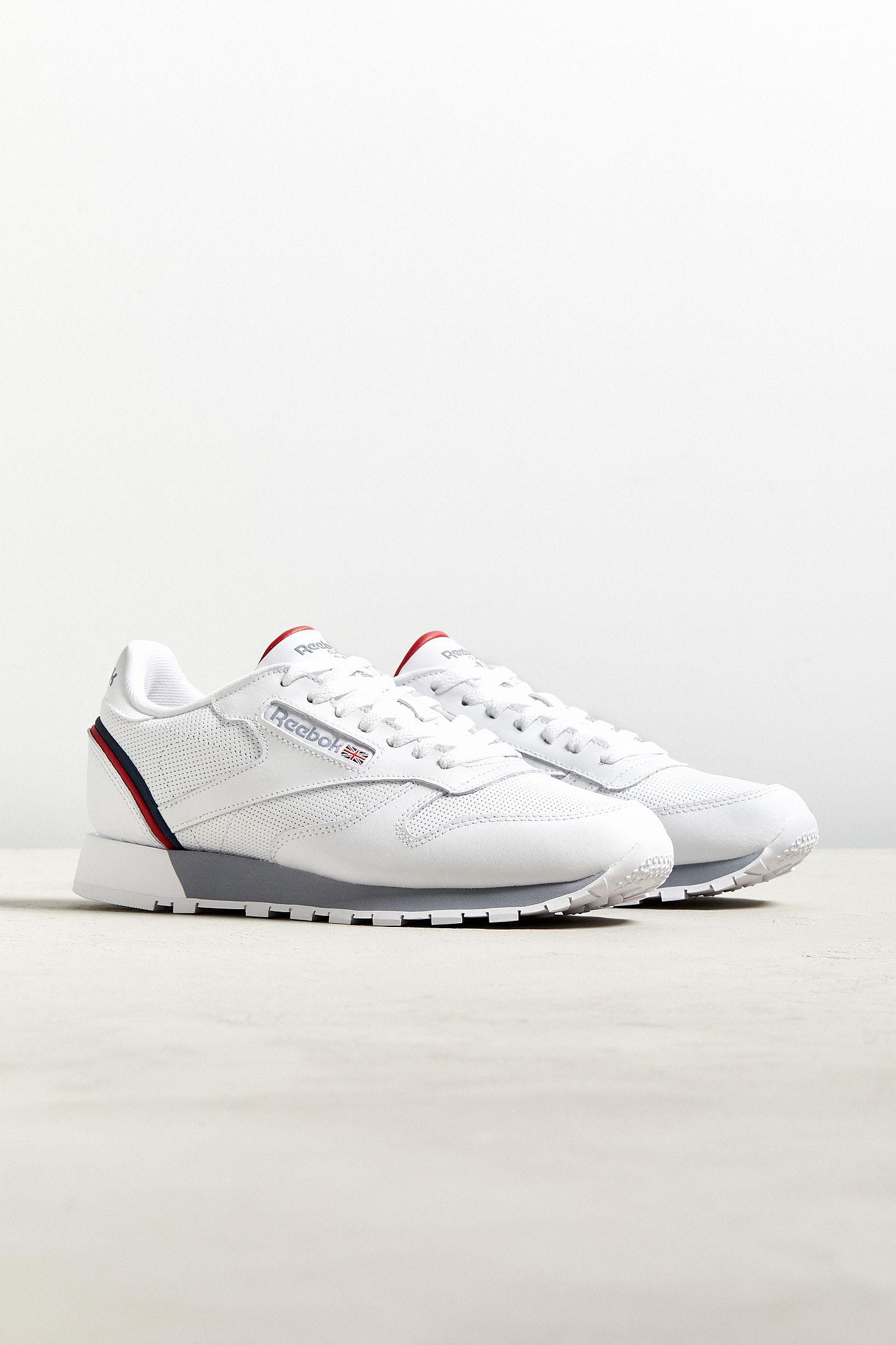 ff57818a4c3 Reebok Classic Leather MU Sneaker