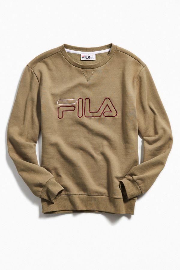 6a2fab699bf9 FILA Crew-Neck Sweatshirt