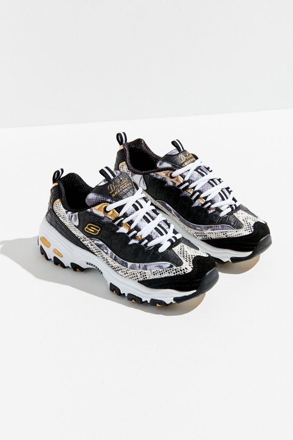82f2a53f6897 Slide View  1  Skechers D Lites Runway Ready Sneaker