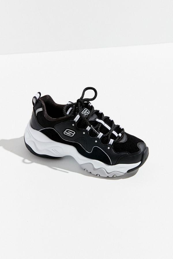 ef5c8cef9130 Slide View  2  Skechers D Lites 3 Sneaker