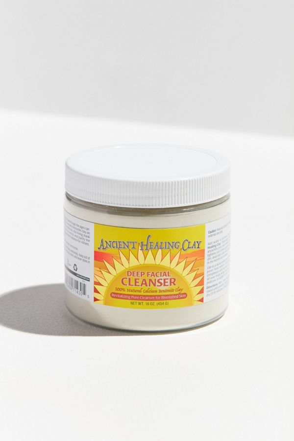 Slide View: 1: Living Clay Ancient Healing Clay Deep Facial Cleanser