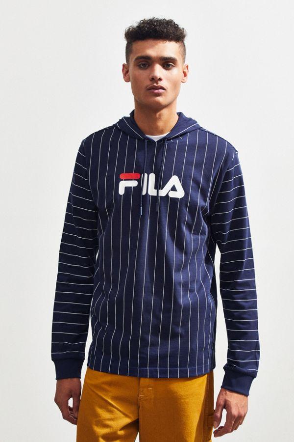 T shirt à manches longues Mario FILA