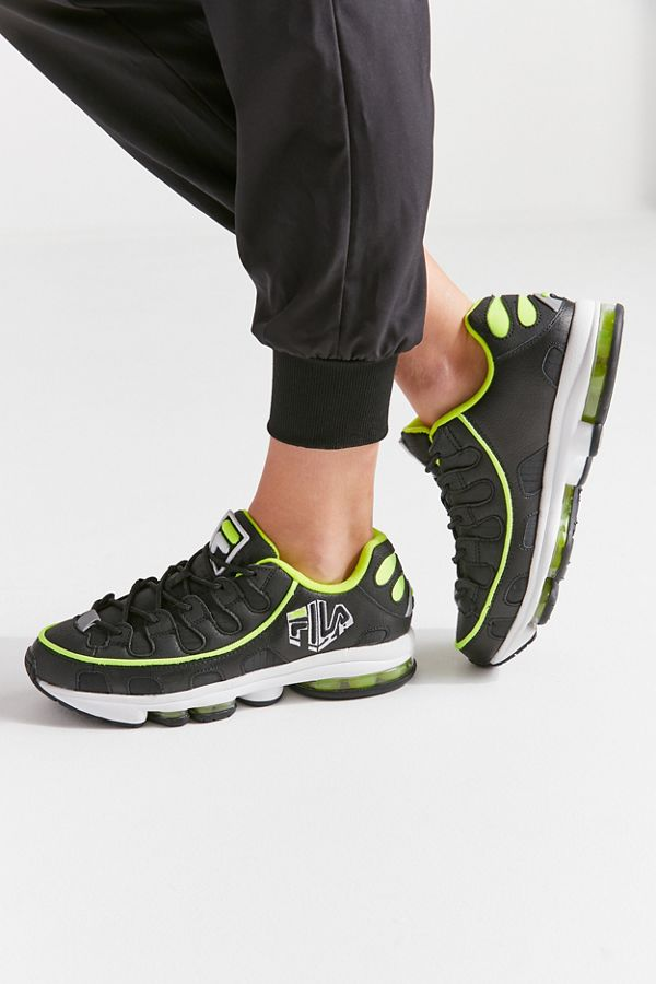 887f29532b93 Slide View  1  FILA Silva Sneaker