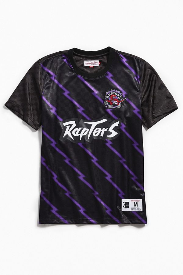 los angeles 2c07d 1dcaf Mitchell & Ness Toronto Raptors Jersey