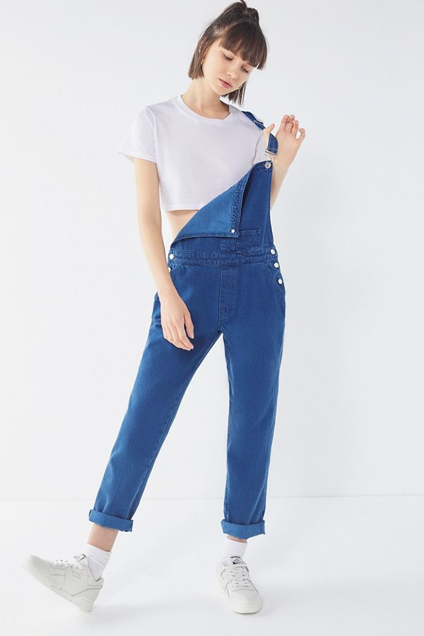 169d896a8d43 Slide View  1  GUESS UO Exclusive Denim Overall