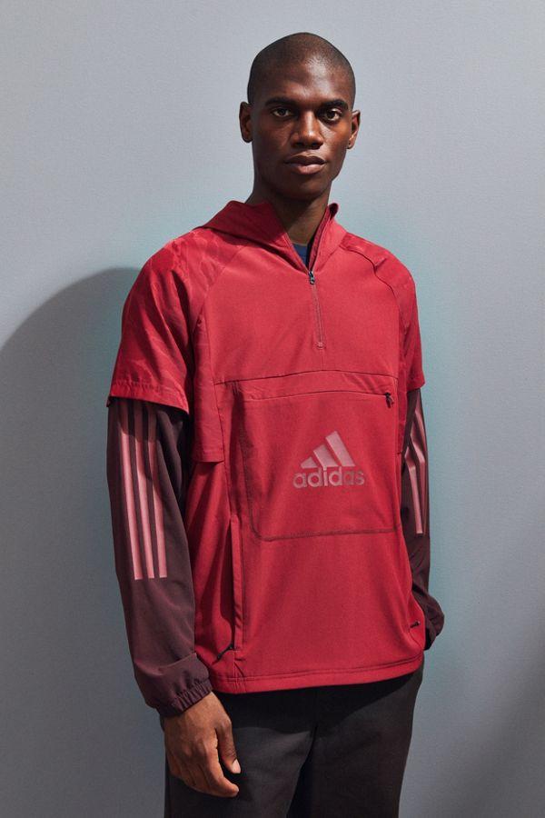 97472906fbb9 adidas ID Woven Shell Anorak Jacket