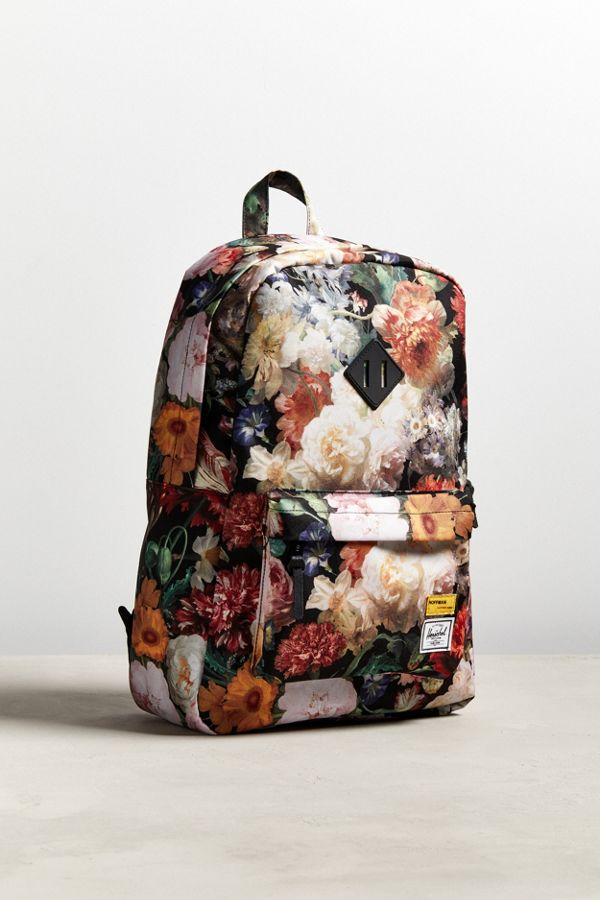 12c1c40f7b7 Herschel Supply Co. X Hoffman California Fabrics Heritage Backpack ...