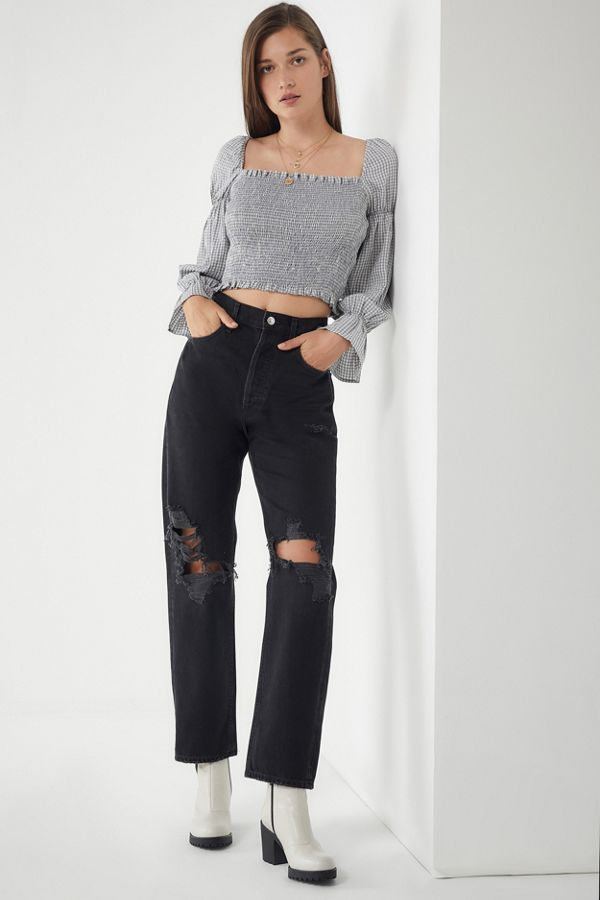 639984d4a502cf AGOLDE '90s High-Rise Loose Fit Jean - Audio   Urban Outfitters