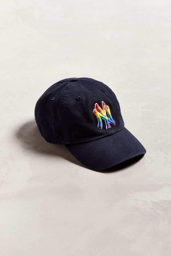 72f3856f '47 Brand New York Yankees Rainbow Baseball Hat