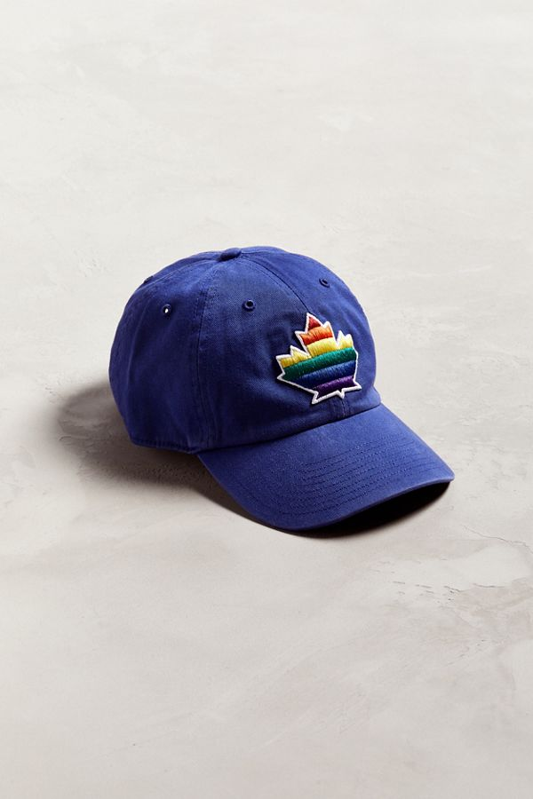 lowest price f8aea f5f63 '47 Brand Toronto Blue Jays Rainbow Logo Hat