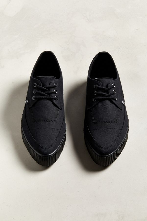 e1baa17720f51 T.U.K. Vegan Plimsoll Oxford Shoe