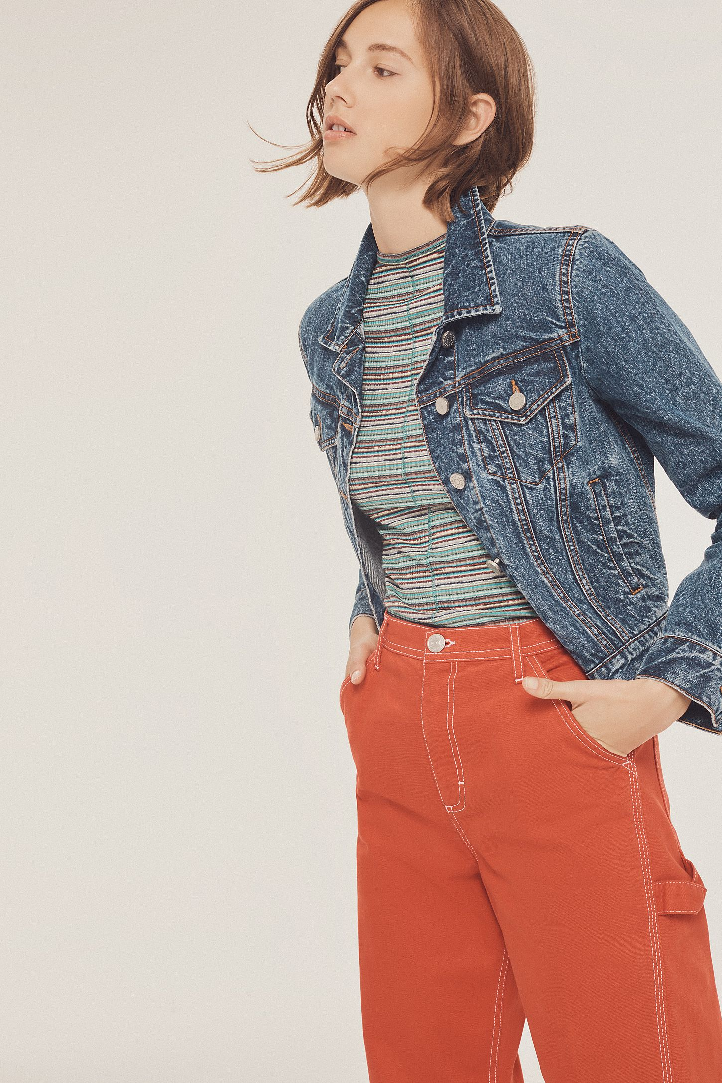5830c8e6f BDG Workwear Straight Leg Jean | Urban Outfitters Canada