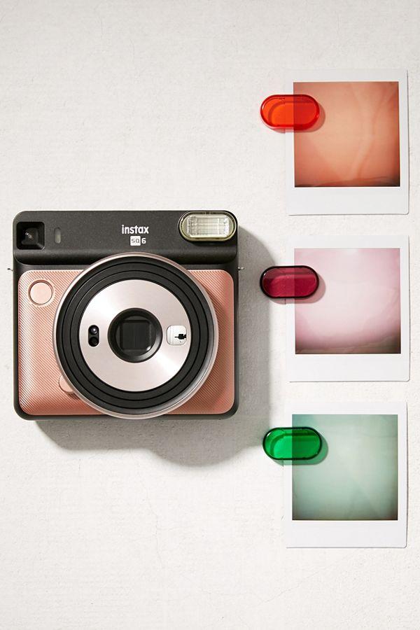 Fujifilm SQ6 Instax Square Instant Camera