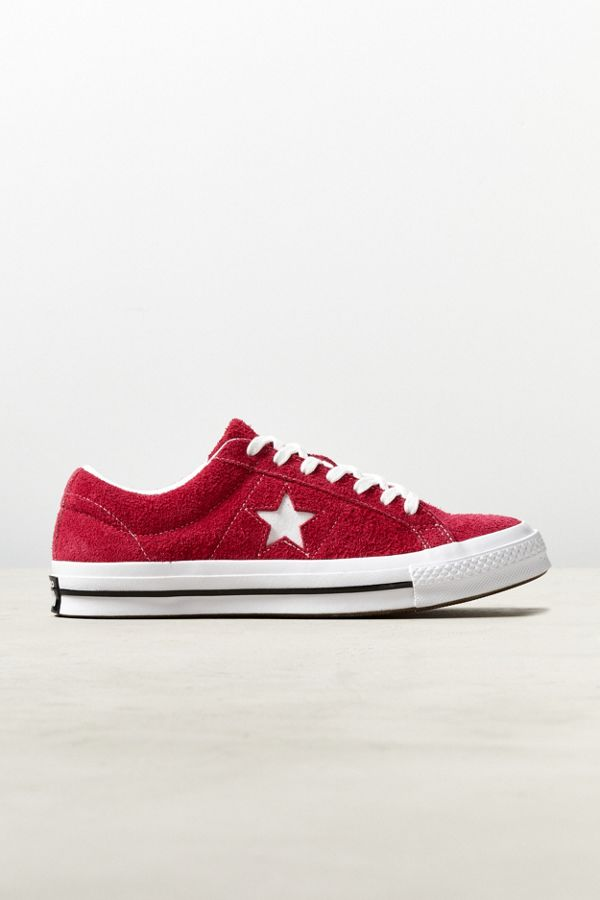 07aff0af40f5 Converse One Star Suede Low Top Sneaker